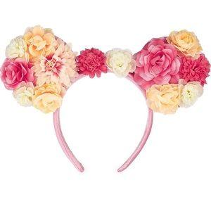 Disney Floral Ear Headband